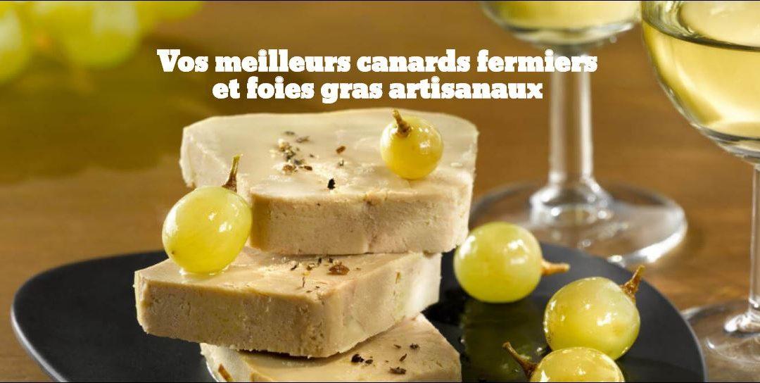 Un foie gras bien élevé au Centre-du-Québec